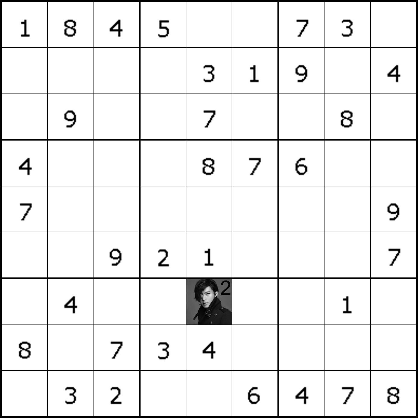 SudokuPics